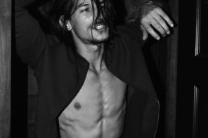 Jarrod Scott at Ford by Joseph Lally for Sleepless Nights Special Edition