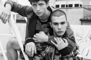 Brothers by Davide Musto for Yearbook Online