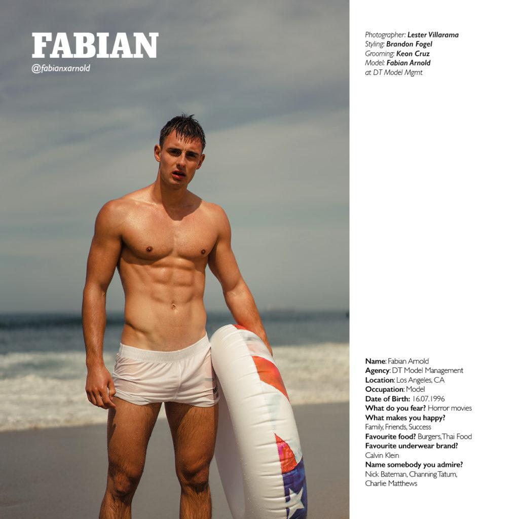 Arnold nackt fabian Fabian Arnold